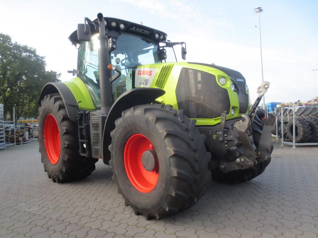 CLAAS Axion 810 C-Matic - Tracteur