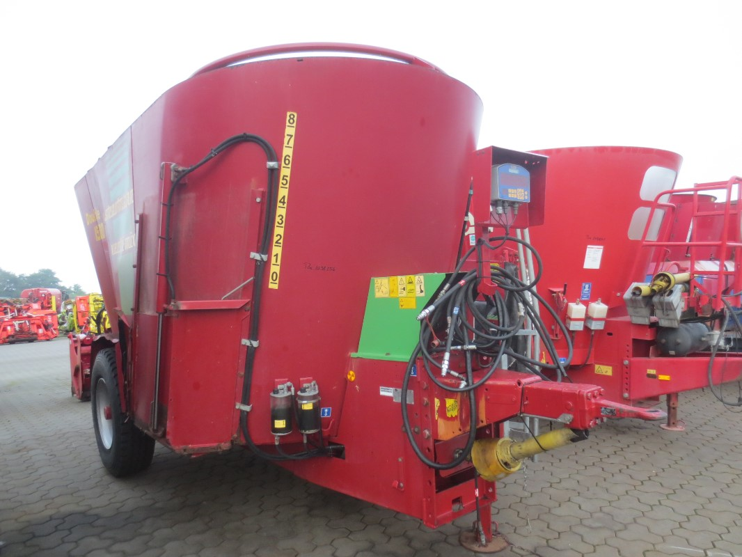Strautmann Verti Mix 1500 Double K - Fütterungstechnik - Futtermischwagen