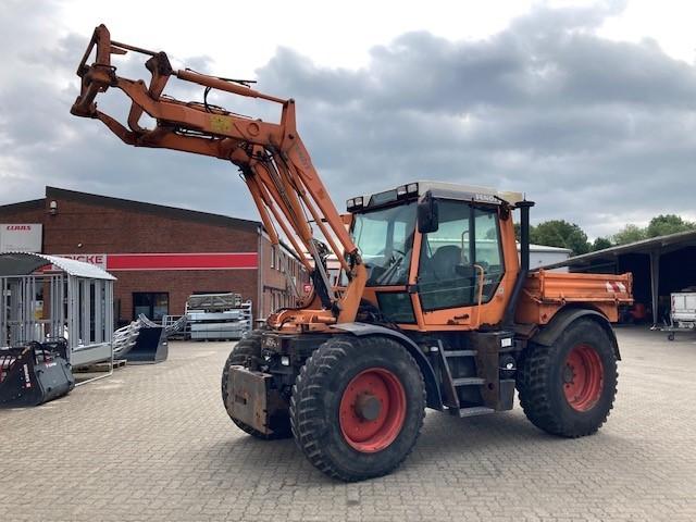 Fendt XYLON 520 - Traktor