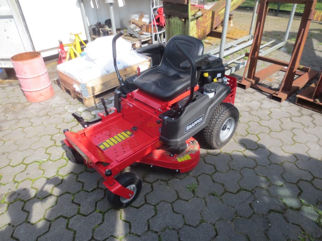 Snapper ZTX105 - Garten-/Kommunaltechnik - Aufsitzmäher