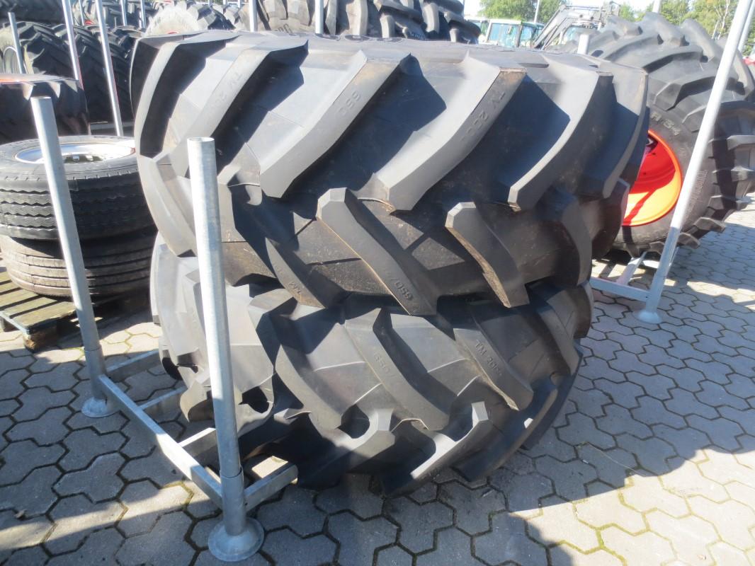 Trelleborg 650/75 R 32 TM 2000 - Räder + Reifen + Felgen - Komplettradsatz