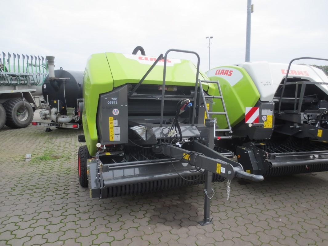 CLAAS Rollant 520 RC - Presse - Rundballenpresse