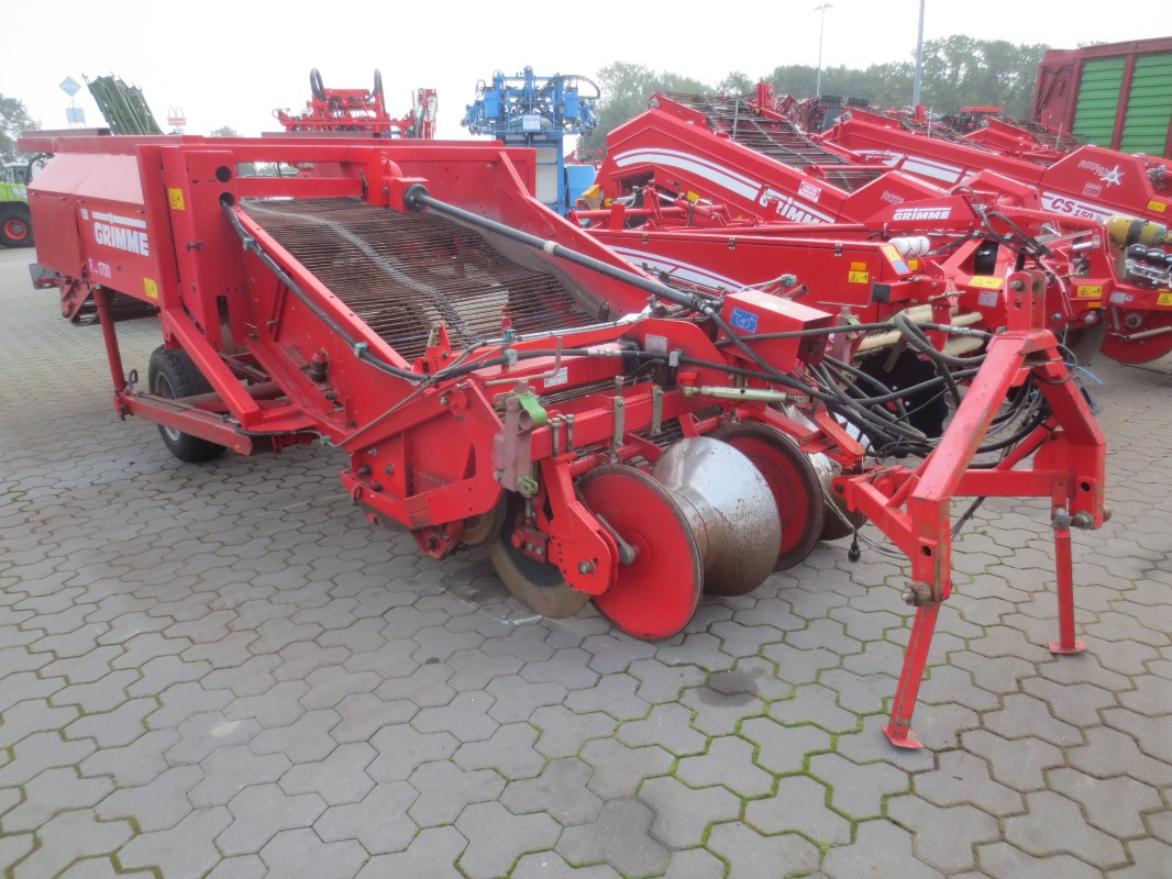 Grimme RL 1700 - Kartoffeltechnik - Dammformer