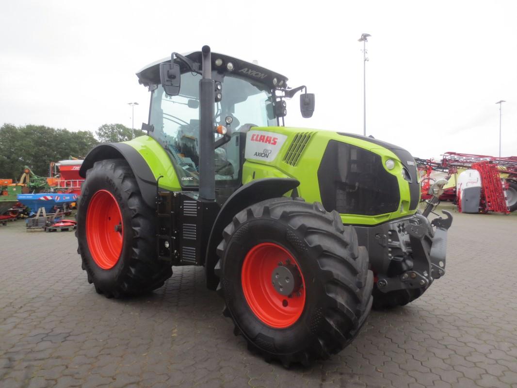 CLAAS Axion 810 Cmatic Cebis - Traktor