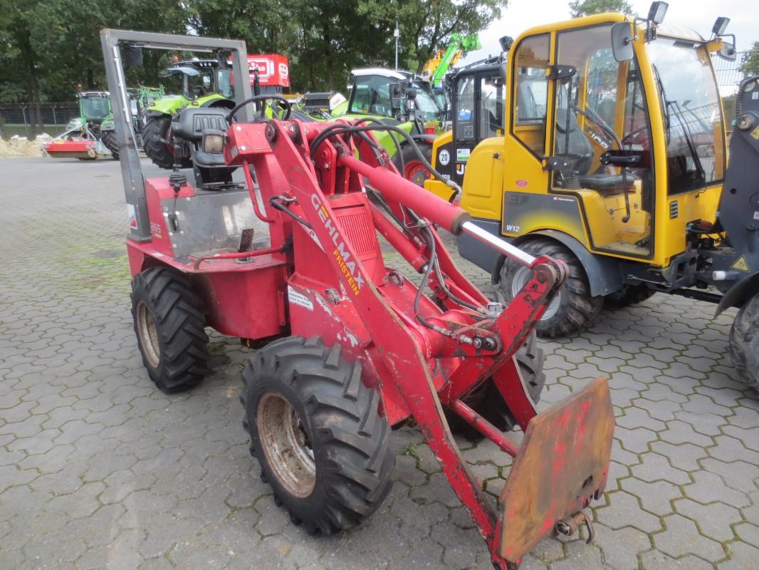Gehlmax KL265 - Hoftechnik - Hoflader