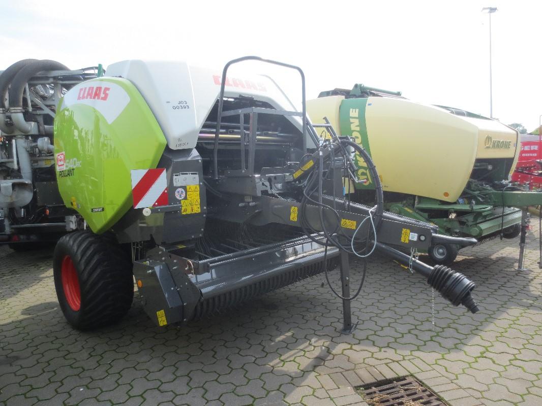 CLAAS Rollant 540 RC Comfort - Presse - Rundballenpresse