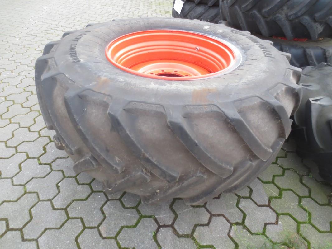 Continental 650/75R32 - Räder + Reifen + Felgen - Rad